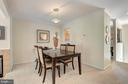 Dining - 8873 WINDING HOLLOW WAY, SPRINGFIELD