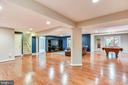 Custom Paint~Recessed Lights~Wood Floors - 20985 NIGHTSHADE PL, ASHBURN
