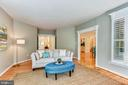 Family Rm w/Custom Paint~HW Floors - 20985 NIGHTSHADE PL, ASHBURN