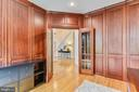 Library/Office w/Double Door Entry~HW Floors - 20985 NIGHTSHADE PL, ASHBURN