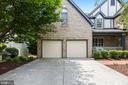 2 Car Garage with Concrete Driveway - 20985 NIGHTSHADE PL, ASHBURN