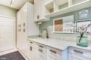 Renovated Mudrm ~Custom Cabinetry ~Quartz Counters - 20985 NIGHTSHADE PL, ASHBURN