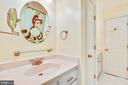 Buddy Bath w/Separate Vanities~Tub/Shower Combo - 20985 NIGHTSHADE PL, ASHBURN