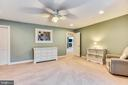 Bedroom w/Recessed Lights~Plush Carpeting - 20985 NIGHTSHADE PL, ASHBURN