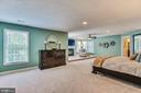 Tranquil Owner's Suite~Plush Carpet~Custom Paint - 20985 NIGHTSHADE PL, ASHBURN