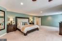 Owner's Suite w/Recessed Lights & Ceiling Fan - 20985 NIGHTSHADE PL, ASHBURN