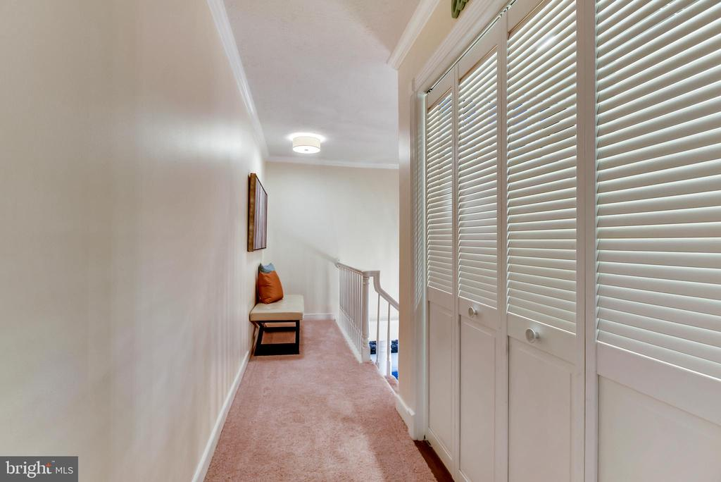 Plush Carpeting in Upper Level Hallway - 20985 NIGHTSHADE PL, ASHBURN