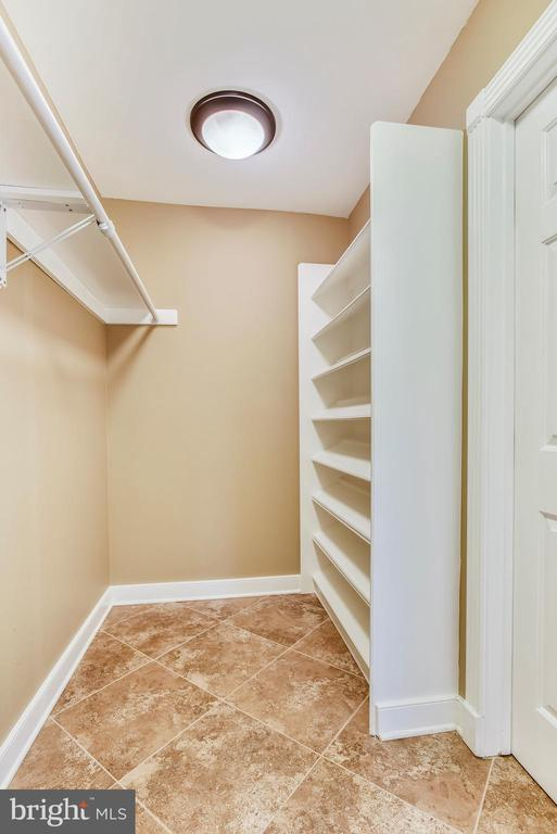 2nd Walk-In Closet~Expanded! - 20985 NIGHTSHADE PL, ASHBURN