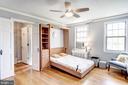 Murphy bed - 1439 EUCLID ST NW #302, WASHINGTON