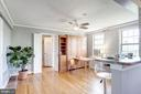Bright and sunny studio - 1439 EUCLID ST NW #302, WASHINGTON