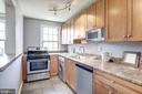 Kitchen - 1439 EUCLID ST NW #302, WASHINGTON