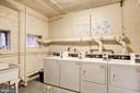 Laundry room - 1439 EUCLID ST NW #302, WASHINGTON