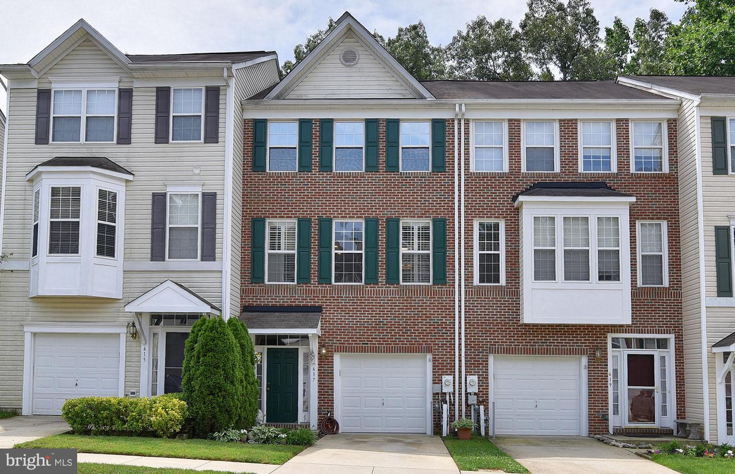 Single Family for Sale at 617 Trout Run Ct 617 Trout Run Ct Odenton, Maryland 21113 United States