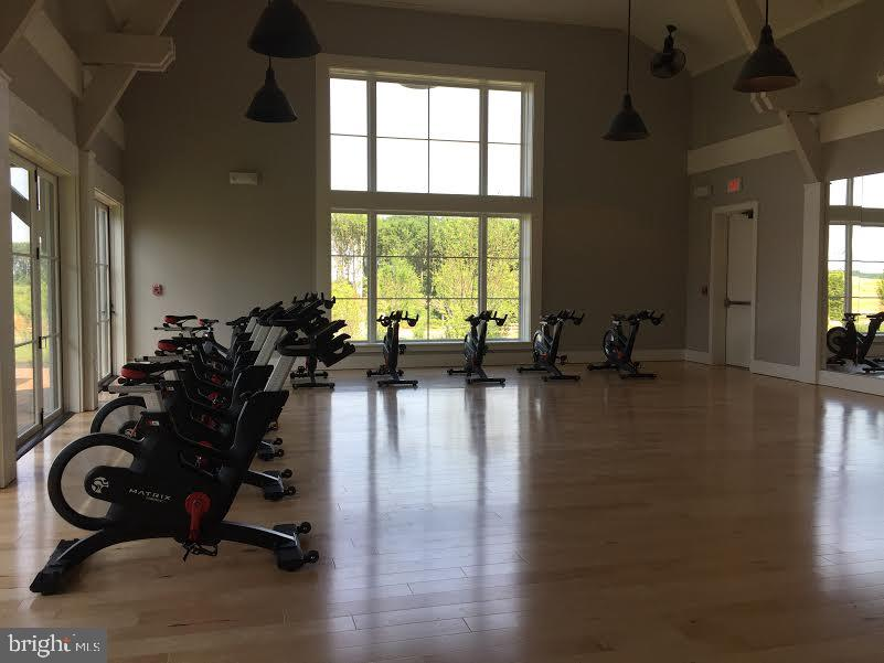 The multipurpose room. Zumba, Yoga, Spin, Dance - 17152 GULLWING DR, DUMFRIES