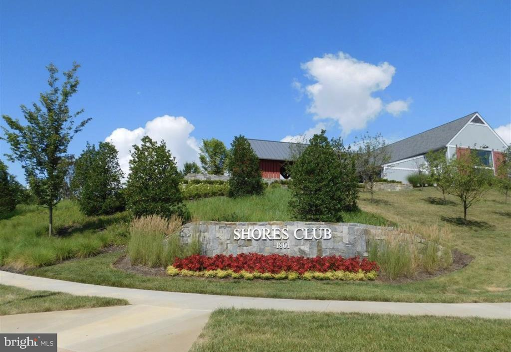 The Shores Club--a place we all gather - 17152 GULLWING DR, DUMFRIES