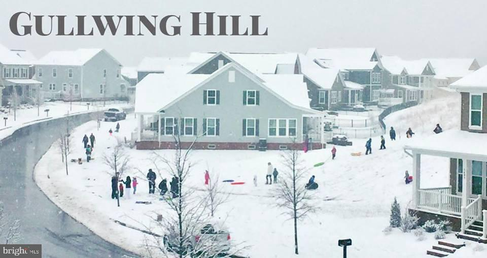 The photo from my house, looking at Gullwing Hill - 17152 GULLWING DR, DUMFRIES