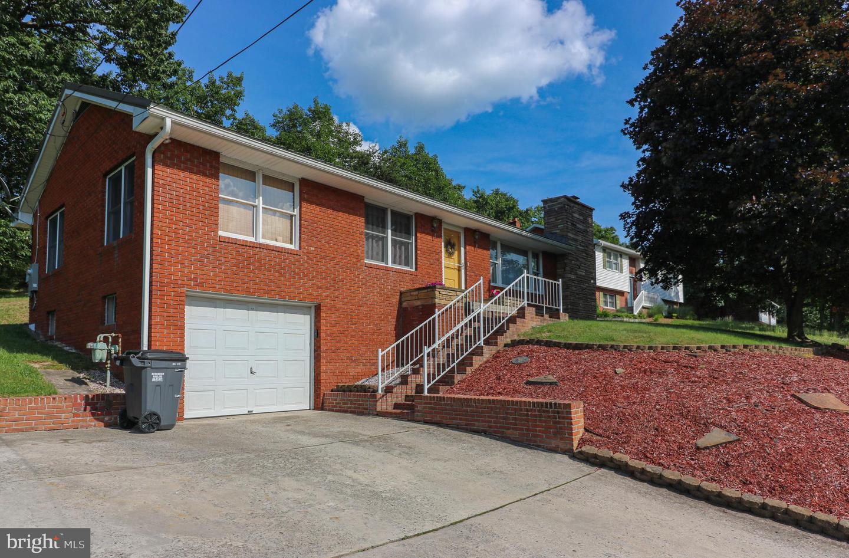 Single Family Homes 용 매매 에 Wiley Ford, 웨스트버지니아 26767 미국