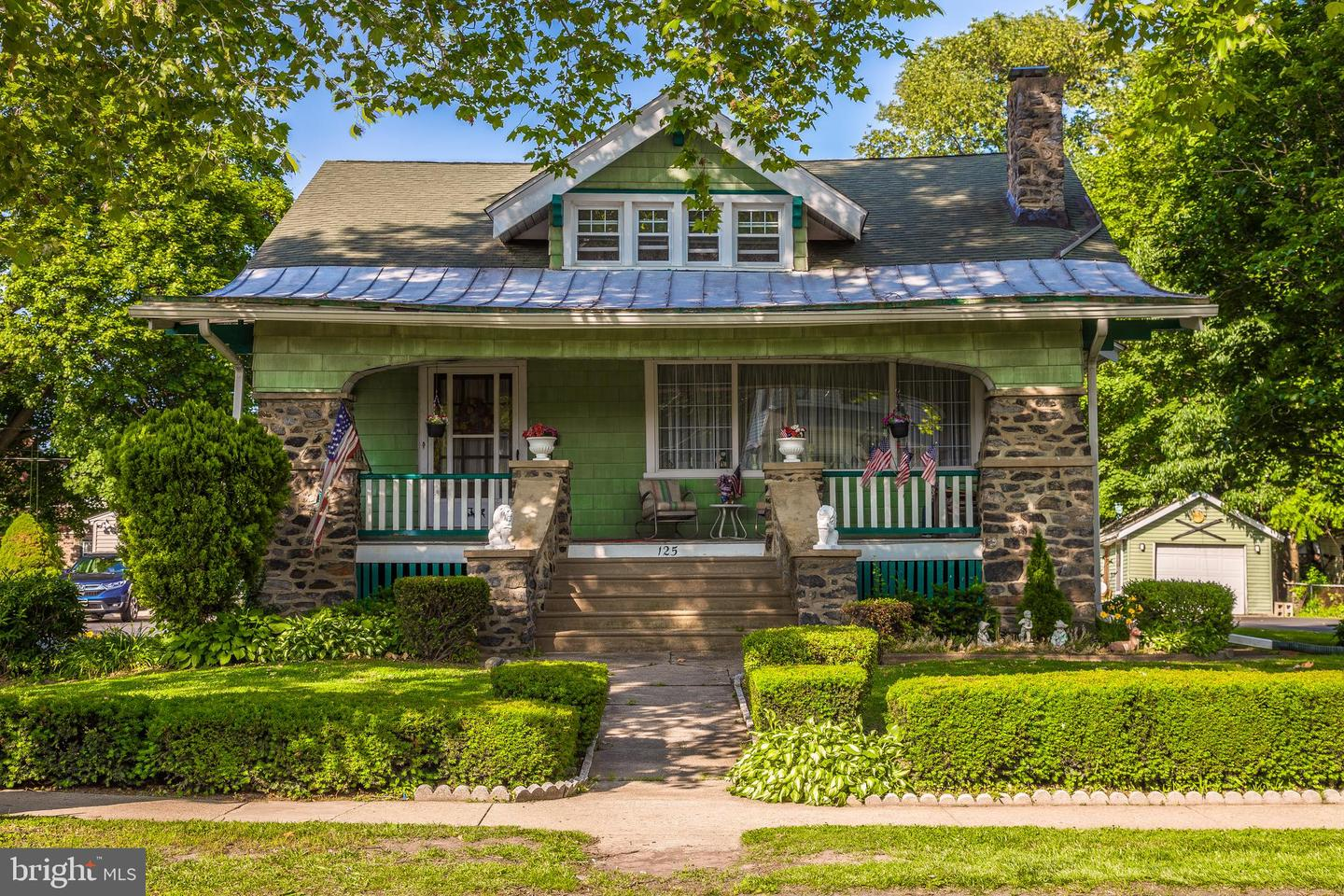 Single Family Homes for Sale at Norwood, Pennsylvania 19074 United States