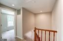 Freshly painted halls and bedrooms - 11712 MOSSY CREEK LN, RESTON