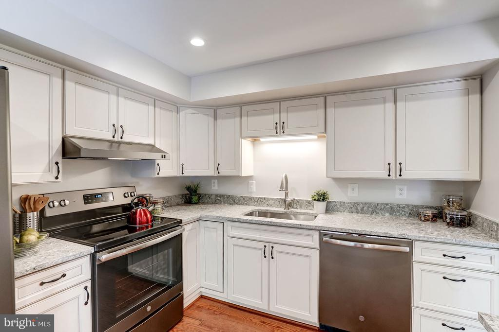 Ample Cooking Space - 11712 MOSSY CREEK LN, RESTON