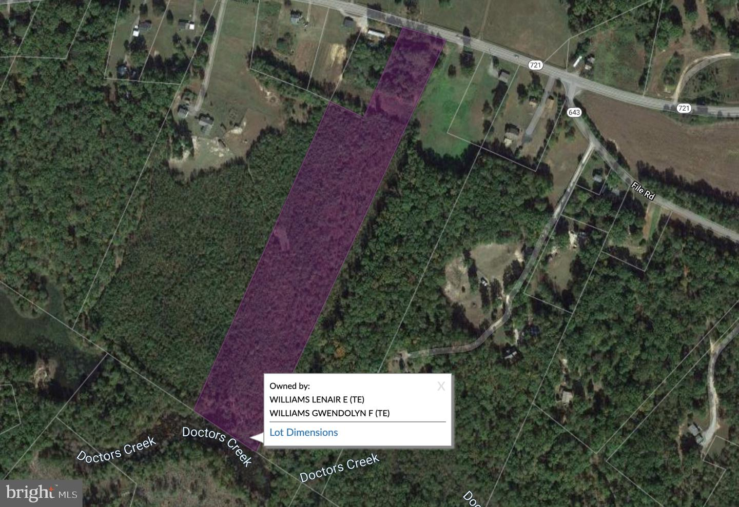 Land for Sale at Sparta Road Bowling Green, Virginia 22427 United States