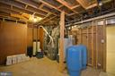 2 zone hvac and water sofner system - 4560 FOREST DR, FAIRFAX