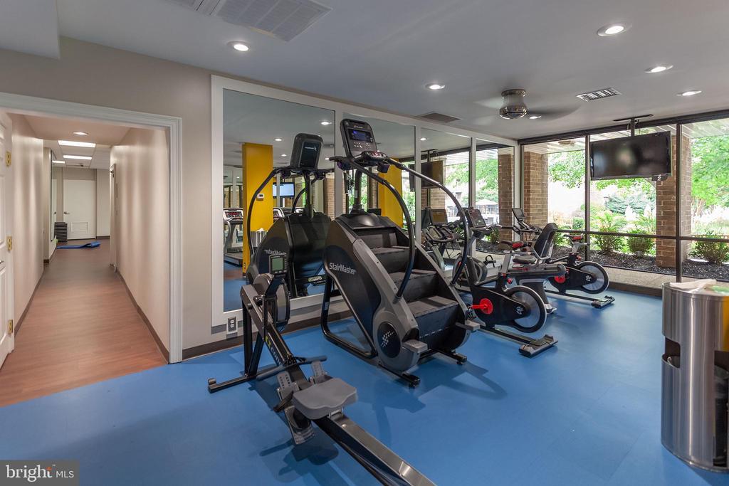 Fitness Center - 60 S VAN DORN ST #514, ALEXANDRIA