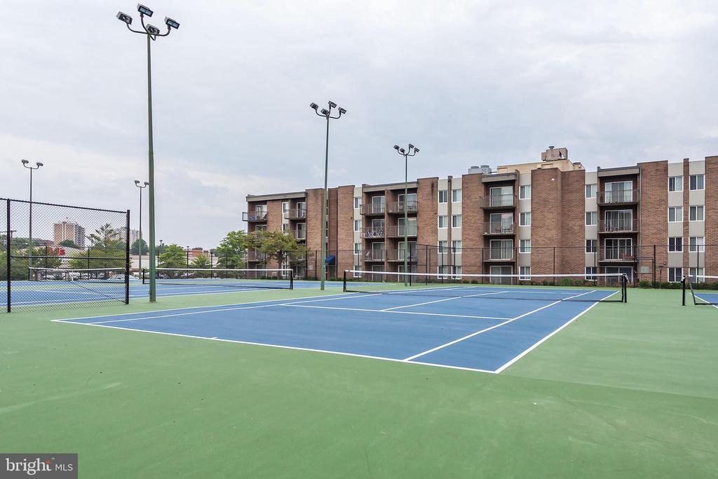 Tennis Court - 60 S VAN DORN ST #514, ALEXANDRIA