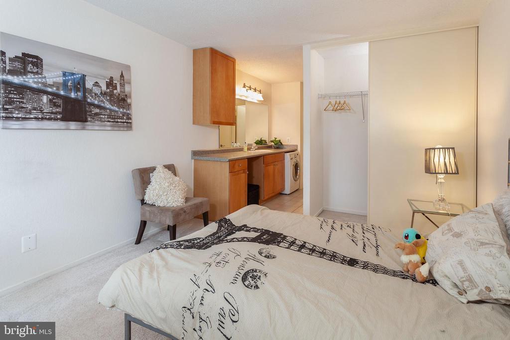 Bedroom - 60 S VAN DORN ST #514, ALEXANDRIA