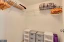 Large 2nd bedroom walk in closet. - 2220 FAIRFAX DR #807, ARLINGTON