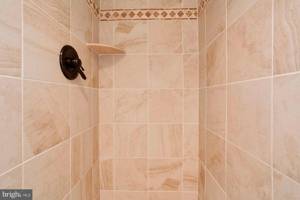 Brand new Master shower! - 2220 FAIRFAX DR #807, ARLINGTON