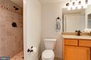 BRAND NEW Master shower with frame less door - 2220 FAIRFAX DR #807, ARLINGTON