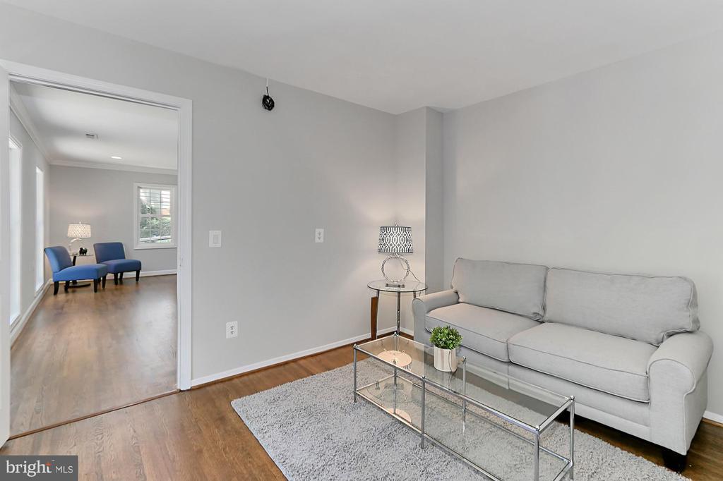 5th bedroom on main level - 8303 BOTSFORD CT, SPRINGFIELD