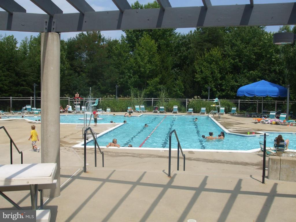 Community Pool - North Hills - 1560 TWISTED OAK DR, RESTON