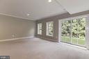 Rec Room - Walkout Basement- Plenty of Windows - 4339 26TH ST N, ARLINGTON