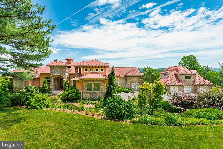 Single Family Homes のために 売買 アット Middleburg, バージニア 20117 アメリカ