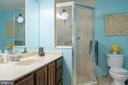 Master Bathroom - 9334 BOOTHE ST, ALEXANDRIA