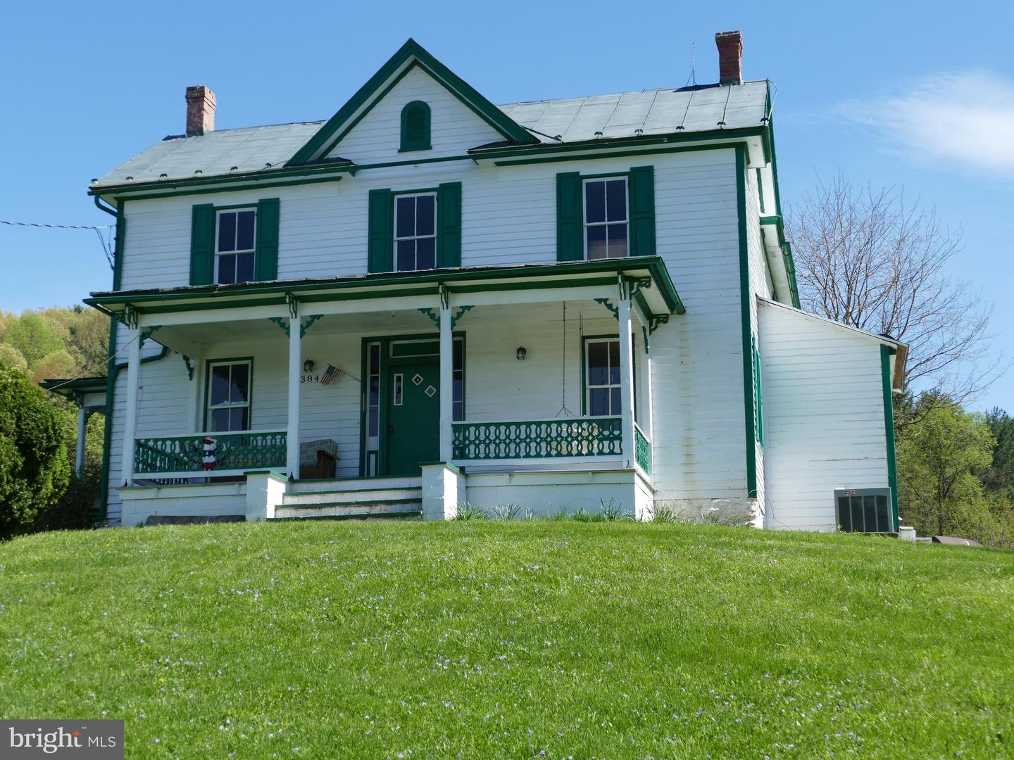 Single Family for Sale at 384 Jewell Hollow Rd Luray, Virginia 22835 United States