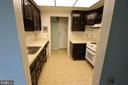 Kitchen - 3630 GLENEAGLES DR #8-3C, SILVER SPRING