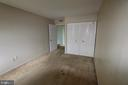Bedroom - 3630 GLENEAGLES DR #8-3C, SILVER SPRING
