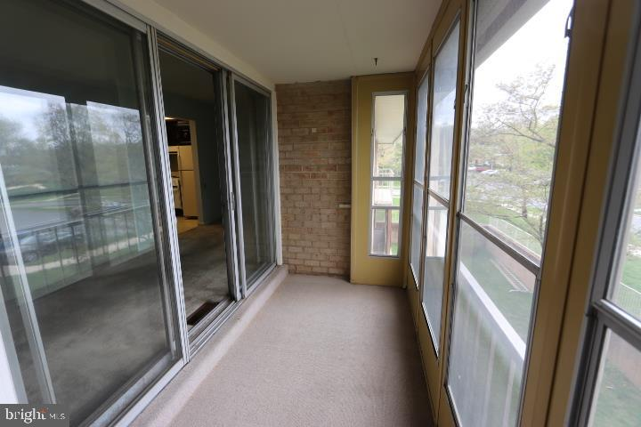 Enclosed Balcony - 3630 GLENEAGLES DR #8-3C, SILVER SPRING
