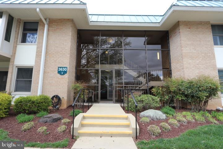 Front View - 3630 GLENEAGLES DR #8-3C, SILVER SPRING