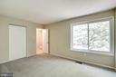 Master Bedroom - 2316 SOUTHGATE SQ, RESTON