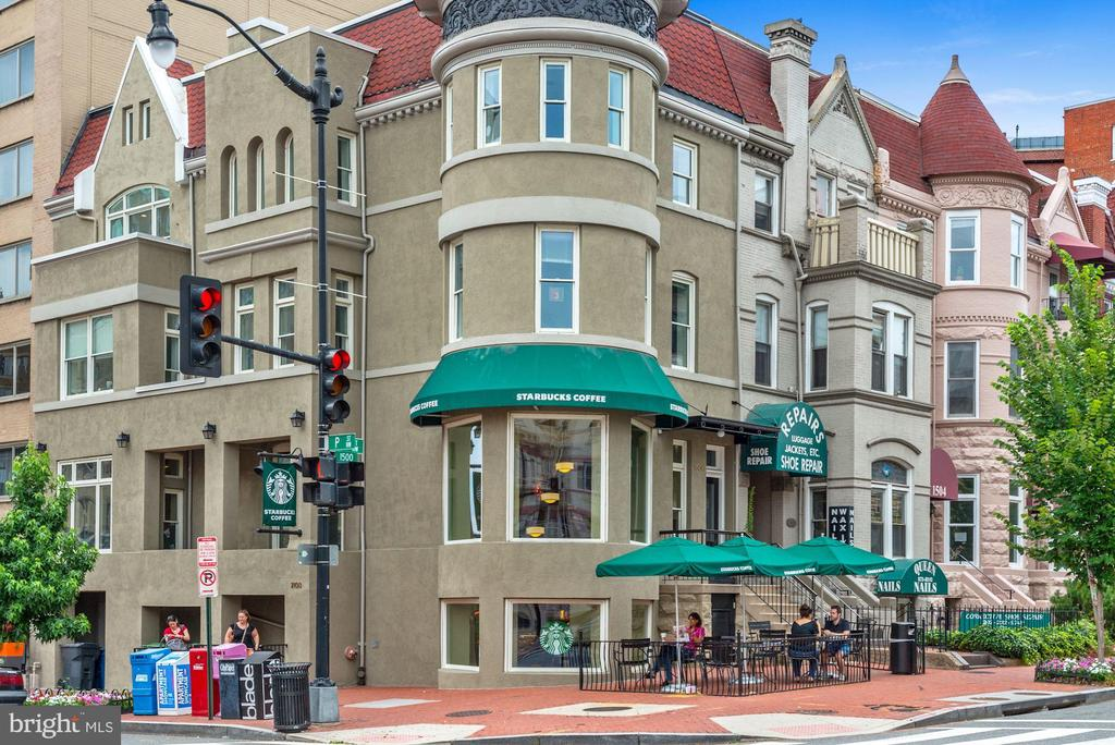 Neighborhood Restaurants - 2115 N ST NW #1, WASHINGTON