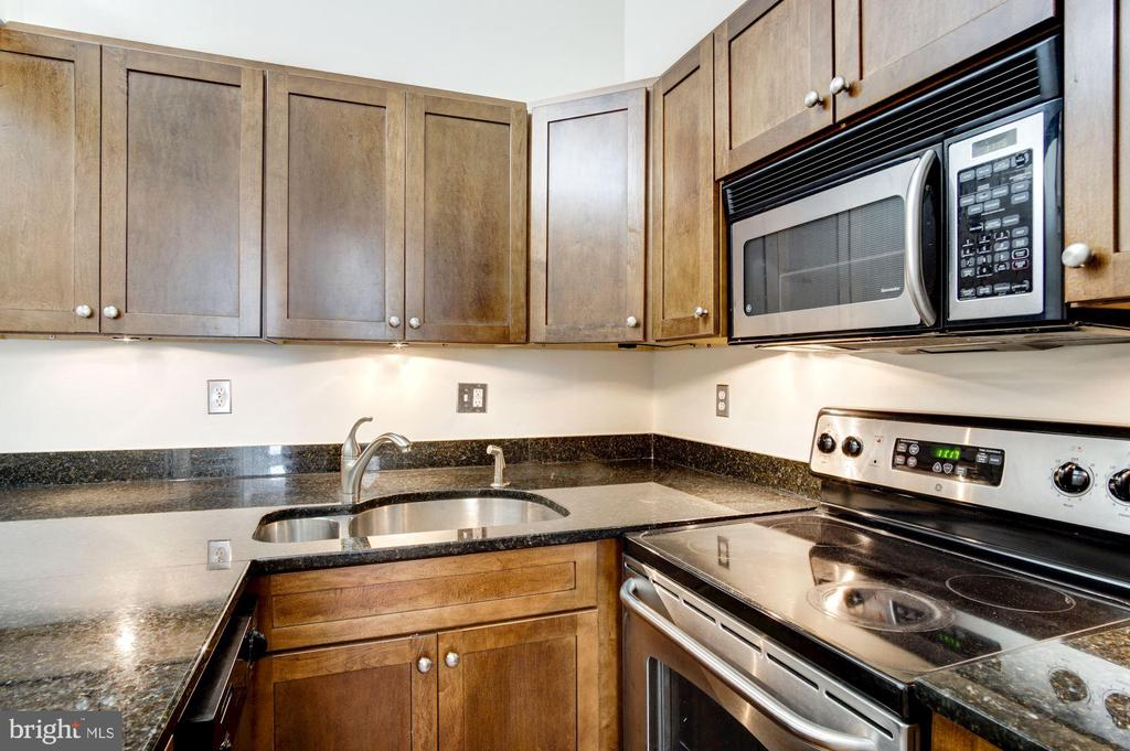 Great for preparing Meals. - 2115 N ST NW #1, WASHINGTON