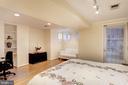 Master Bedroom Nook - 2115 N ST NW #1, WASHINGTON