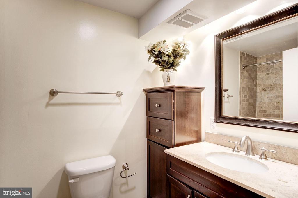 Bathroom Vanity - 2115 N ST NW #1, WASHINGTON