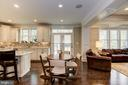 Space for Daily Family Dining - 5823 PHOENIX DR, BETHESDA