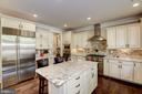 Kitchen Island With Soft Close Cabinets - 5823 PHOENIX DR, BETHESDA