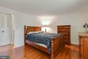 Master Bedroom - 4420 CUB RUN RD, CHANTILLY